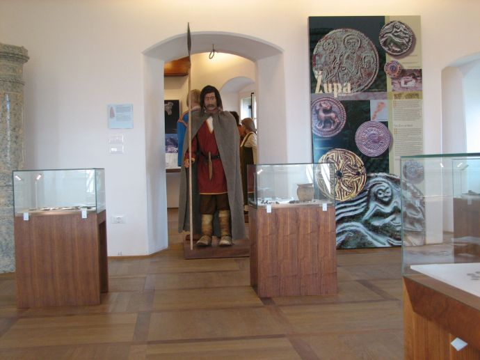 The museum opens a cultural and historical collection at Bled Castle.