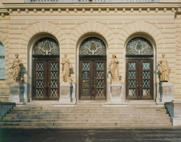 The Provincial Museum of Carniola – Rudolfinum is renamed the National Museum.